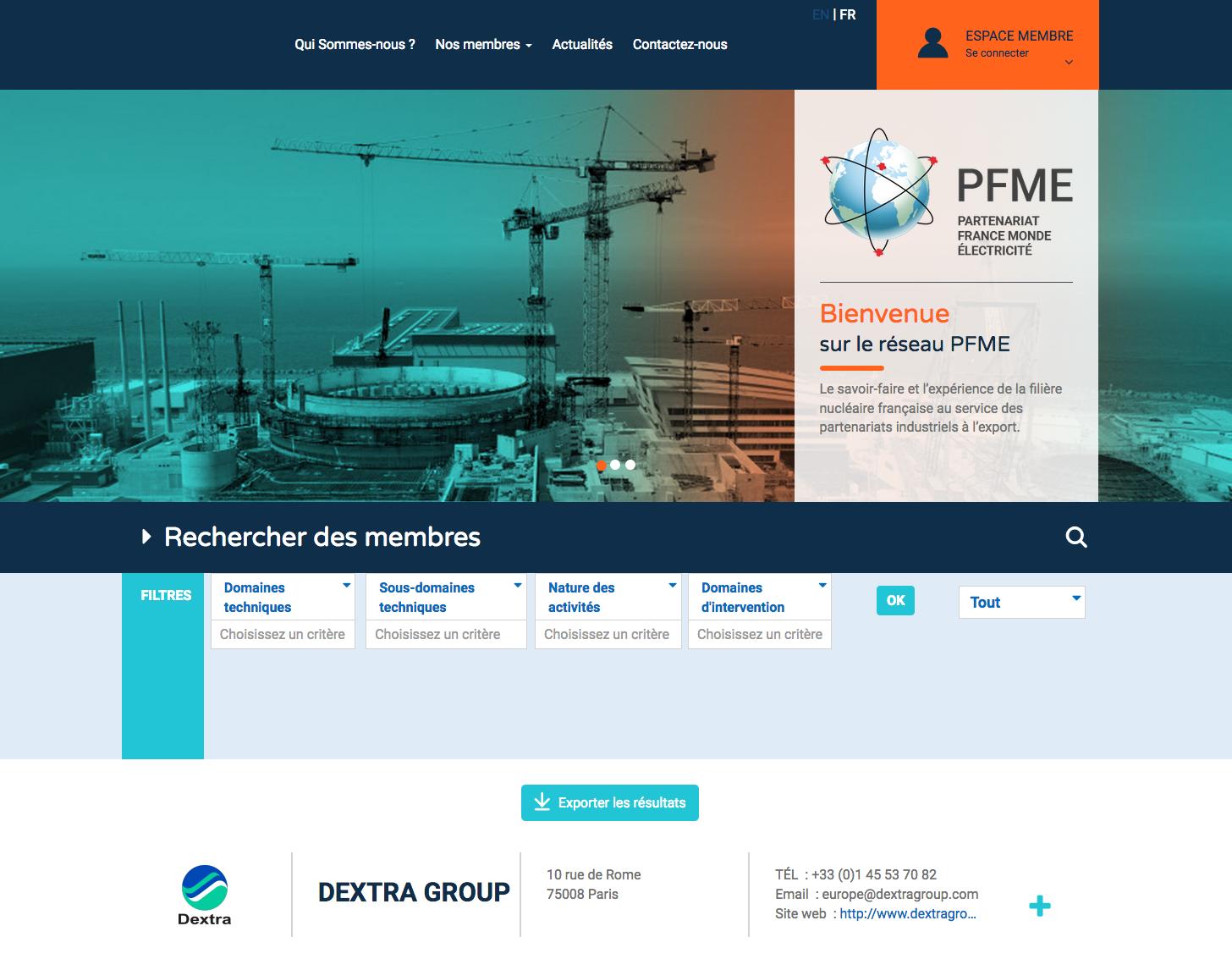 PFME / PFCE Partenariat France Monde Électricité