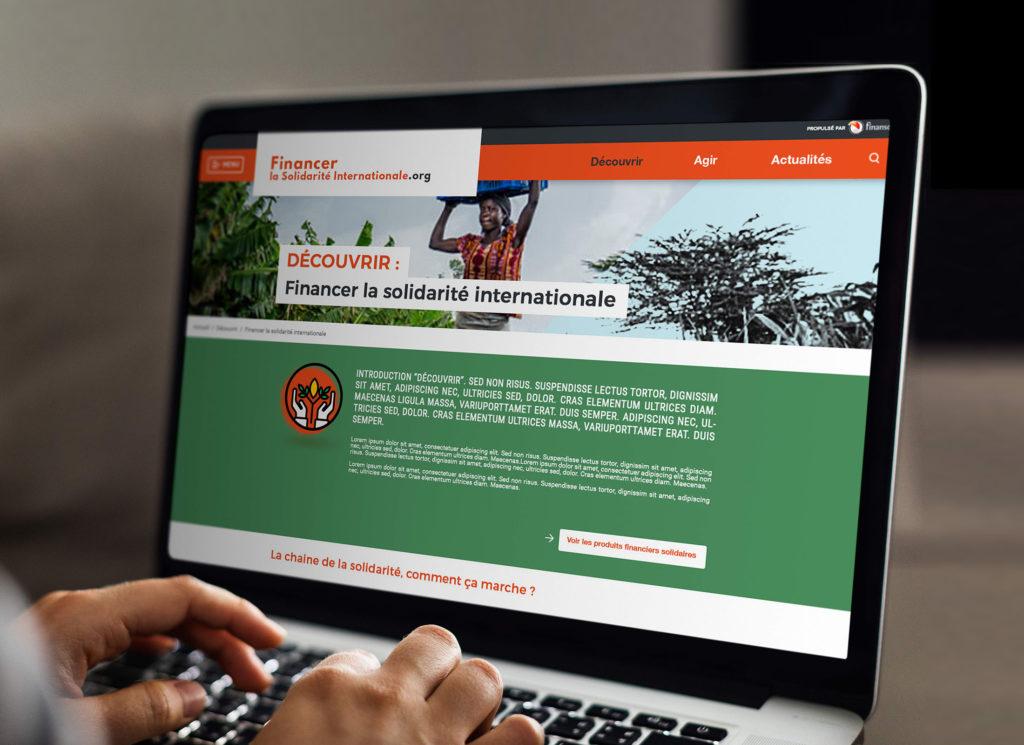 Finansol-site-web-SITE AG